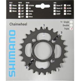Shimano Alivio FC-M431 Chainring 9-fold, black